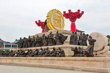 Free Kaiyuan Flourishing Age_scenery_xian Royalty Free Stock Photo - 31662995
