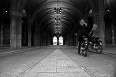 Free Passageway At Rijksmuseum Royalty Free Stock Image - 31665856