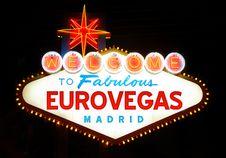 Free Eurovegas Stock Photography - 31675192