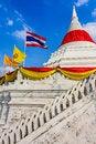 Free White Pagoda Stock Photography - 31688962