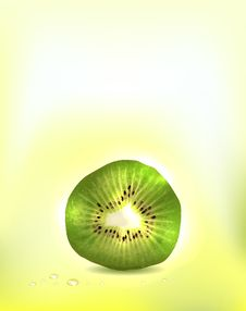 Free Kiwi Fruit Background Stock Images - 31687164