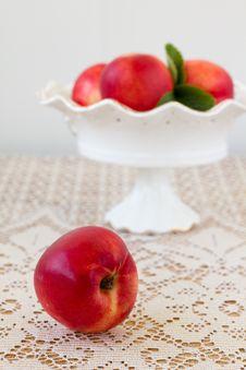 Free Fresh Peaches Stock Images - 31689074