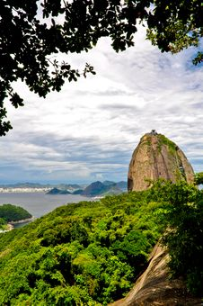 Free Sugarloaf Mountain Royalty Free Stock Photography - 31691277