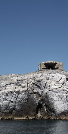 Free Palmaria Island Stock Image - 31693461