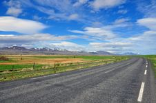 Free Road, Mountain, Horizon Stock Photos - 31693983