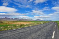 Free Road, Mountain, Horizon Stock Photos - 31693983