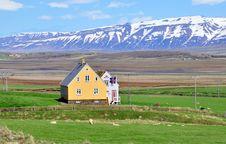 Free Icelandic House Stock Photos - 31694033
