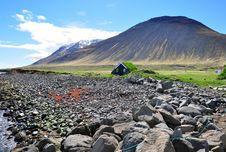 Free Icelandic Turf House Stock Images - 31694334