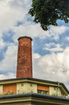 Free Old Chimney Stock Photos - 31697873