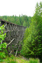 Free Train Trestle Stock Image - 3173441