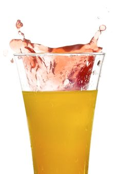Free Glass With Juice Stock Images - 3171824