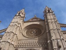 Free Cathedral In Spain Stock Photos - 3171833