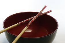 Free Korean Bowl Royalty Free Stock Image - 3172086