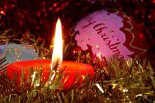 Free Christmas Theme Royalty Free Stock Photography - 3172787