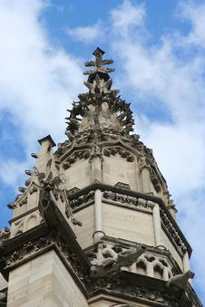 Free Saint Chapelle Stock Photo - 3173370