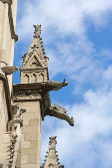 Free Saint Chapelle Royalty Free Stock Image - 3173376