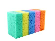 Free Sponges Royalty Free Stock Image - 3174056