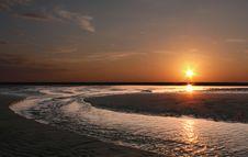 Free Sunset Royalty Free Stock Photography - 3175007