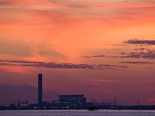 Free Power Plant Stock Photography - 3175022