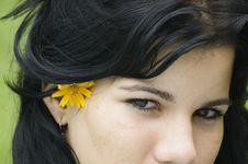 Free Beautiful Fresh Look Royalty Free Stock Image - 3175436