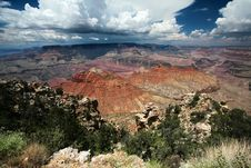 Free Grand Canyon Stock Image - 3176151