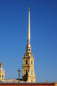 Free The Peter And Paul Cathedral Stock Photo - 3176330