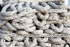 Free Ship Cord Royalty Free Stock Image - 3176696
