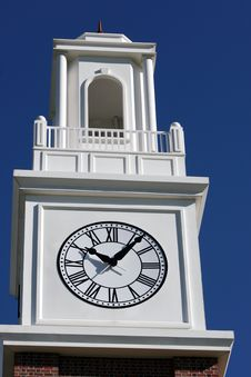 Free Clock Tower Stock Photography - 3177122