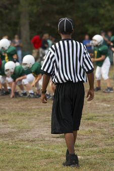 Free Referee Stock Images - 3177184
