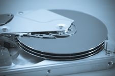 Free Hard Disk Drive Stock Image - 3177241