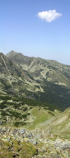 Free Retezat Mountains In Romania Royalty Free Stock Photos - 3177978