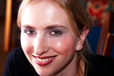 Free Blonde Girl Smiling Stock Photos - 3178063