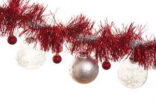 Free Christmas Decorations Stock Image - 3178141