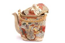 Free Ancient Chinese Teapot. Stock Images - 3178534