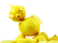 Free Lemons Chicken Stock Photos - 3178853