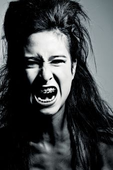 Free Screaming Out Loud Royalty Free Stock Image - 3179246