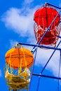 Free Colorful Ferris Wheel Royalty Free Stock Photos - 31704798