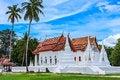 Free Thai Buddhist Church Stock Photography - 31705082