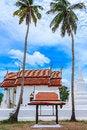 Free Thai Buddhist Church Royalty Free Stock Photo - 31705145