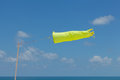 Free Pointer To The Wind Direction. Stock Photos - 31707643