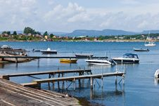 Oslo Islands Royalty Free Stock Image