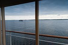 Oslo - Kiel Royalty Free Stock Image