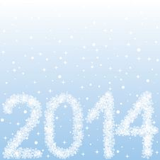 Free 2014 Year Figures Stock Image - 31704231