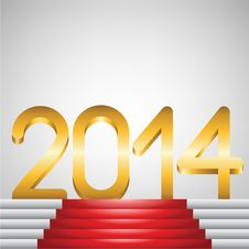 Free 2014 Year Royalty Free Stock Images - 31704369
