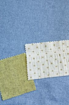 Free Pieces Of Fabric Stock Images - 31708454