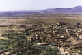 Free View From The Top Of The Kasbah Ait Ben Haddou Royalty Free Stock Images - 31714429