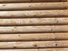 Free The Wall Of The Timber. Stock Images - 31712274