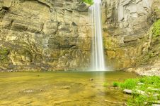 Free Waterfall And Gorge Stock Photo - 31715970