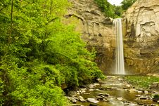 Free Waterfall And Gorge Stock Photos - 31716313