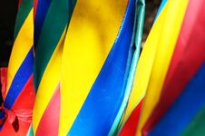 Free Colorful Umbrella Stock Images - 31717664